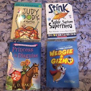 Scholastic Book bundle